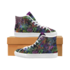 Peace HippieVancouver High Top Canvas Women's Shoes
