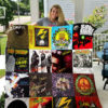Bad Brains Quilt Blanket 0283
