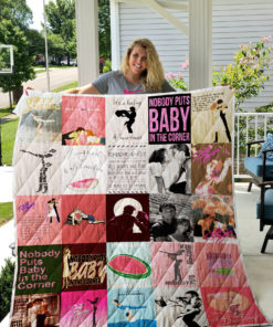Dirty Dancing Quilt Blanket 0366