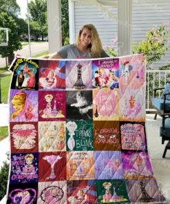 I Dream of Jeannie Quilt Blanket 0411