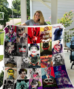 The Dark Knight Quilt Blanket 0339