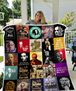 The Godfather Quilt Blanket 0315