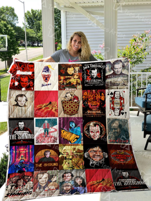 The Shining Quilt Blanket 0395