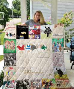The Breakfast Club Quilt Blanket 0516