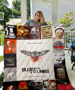 The Silence of the Lambs Quilt Blanket 0518