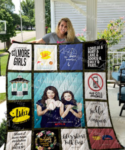 Gilmore Girls Quilt Blanket 0529
