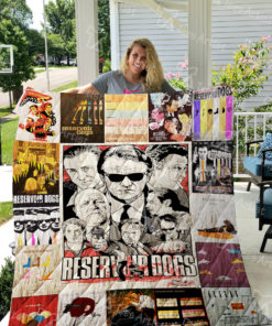 Reservoir Dogs Quilt Blanket 0534