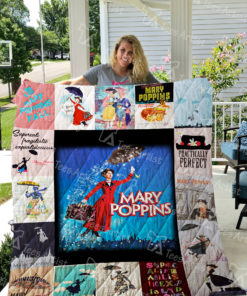 Mary Poppins Quilt Blanket 0506