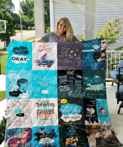 The Fault in Our Stars Quilt Blanket 0574