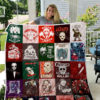 Friday the 13th Quilt Blanket 0498