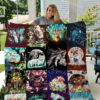 It's a Wonderful Life Quilt Blanket 0547