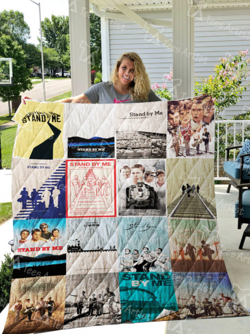 Stand by Me Quilt Blanket 0552