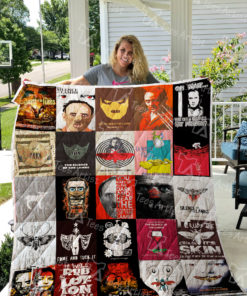 The Silence of the Lambs Quilt Blanket 0519