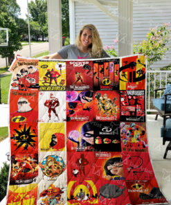 The Incridibles Quilt Blanket 0556