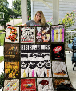Reservoir Dogs Quilt Blanket 0536