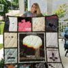 Dirty Dancing Quilt Blanket 0577