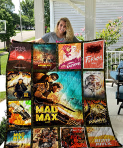 Mad Max Quilt Blanket 0583