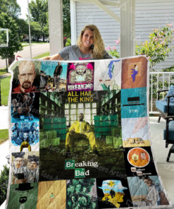 Breaking Bad Quilt Blanket 0453