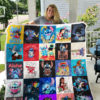 Lilo and Stitch Quilt Blanket 0600