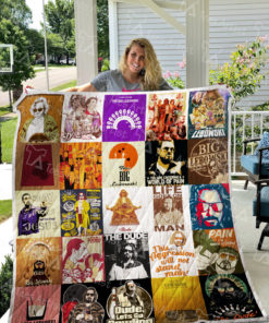The Big Lebowski Quilt Blanket 0510