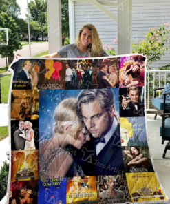 The Great Gatsby Quilt Blanket 0543