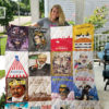 Coming to America Quilt Blanket 0679