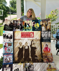 Dixie Chicks Quilt Blanket