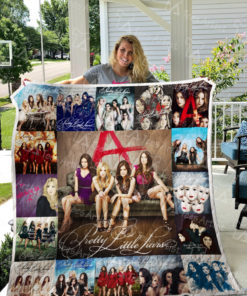 Pretty Little Liars Quilt Blanket 0567