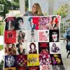 Rocky Horror Picture Show Quilt Blanket 0480