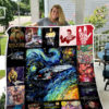 Planet of the Apes Quilt Blanket 0419