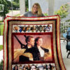 Labyrinth Quilt Blanket 0672
