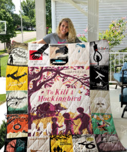 To Kill a Mockingbird Quilt Blanket 0661