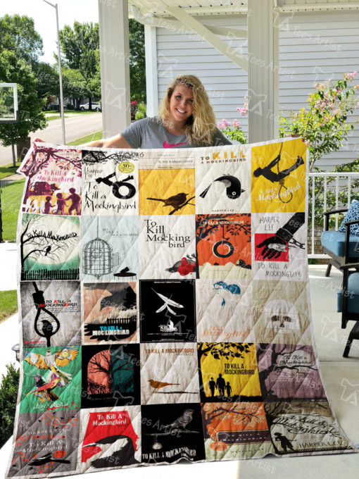 To Kill a Mockingbird Quilt Blanket 0662
