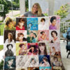 Connie Francis Quilt Blanket 0991