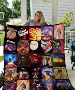 Judas Priest Quilt Blanket 0788