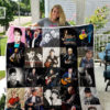 Paul Simon Quilt Blanket 01055