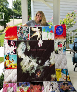 The Cure Quilt Blanket 01094