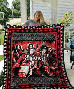 Slipknot Quilt Blanket 01334