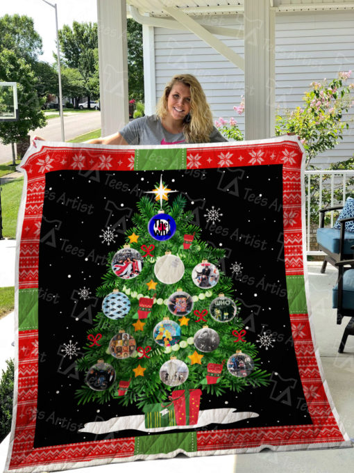 The Who Quilt Blanket 01450