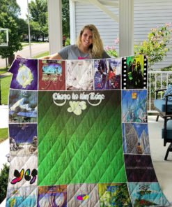 Yes Quilt Blanket 01503