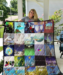 Yes Quilt Blanket 01504