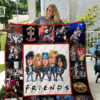 Foo Fighters Quilt Blanket 01652