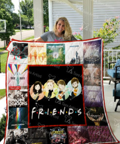 Imagine Dragons Quilt Blanket 01654