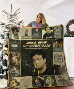 Animal House Quilt Blanket 02004