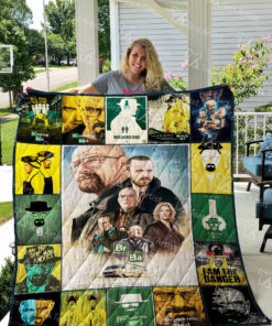 Breaking Bad Quilt Blanket 01854