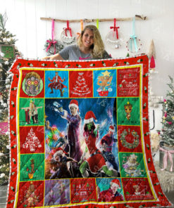 Guardians of the Galaxy Quilt Blanket 02006
