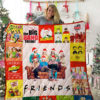 M*A*S*H and Friends TV show Quilt Blanket 01991