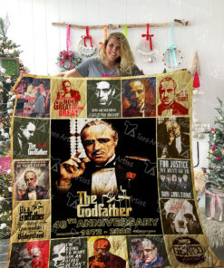 The Godfather Quilt Blanket 02024