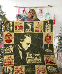 The Godfather Quilt Blanket 02049