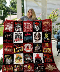 The Warriors Quilt Blanket 01877